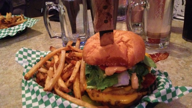 Ultimate Supreme Burger