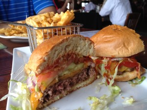 Kobe Burger, Champps Americana