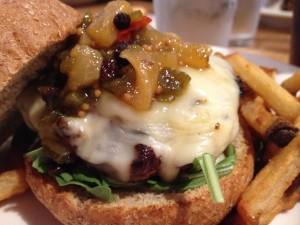 Elk & Bison Burger