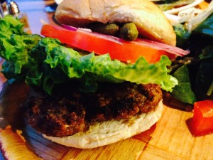 Spoon Burger, Spoonriver, Minneapolis MN
