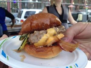 Victory 44 Burger - Twin Cities Burger Battle