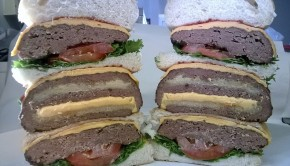 10,000 Calorie Burger