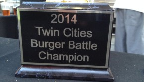 2014 Twin Cities Burger Battle