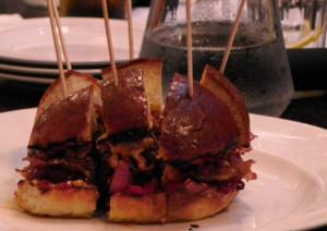 glasgow burger battle 2014