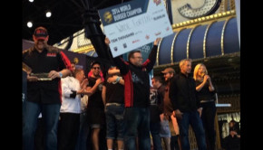 2014 world burger championship