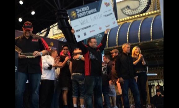 2014 world burger championship