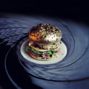 The Bub, James Bun - Goldfinger Inspired Burger