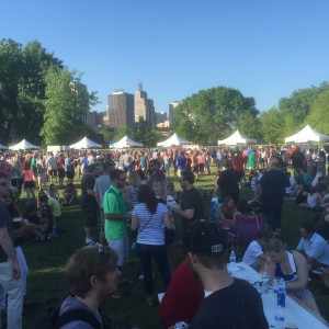 2016 Twin Cities Burger Battle