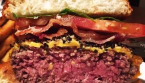 Burger at Murray's Minneapolis