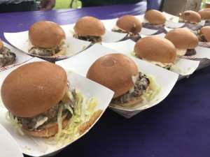 Burgers at the ready at Twin Cities Burger Battle 2017