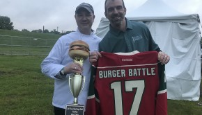 Mckinney Roe Winners of TC Burger Battle 2017